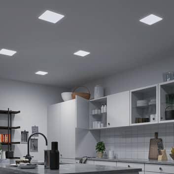 Paulmann-LED-paneeli Veluna kulmikas CCT ZigBee