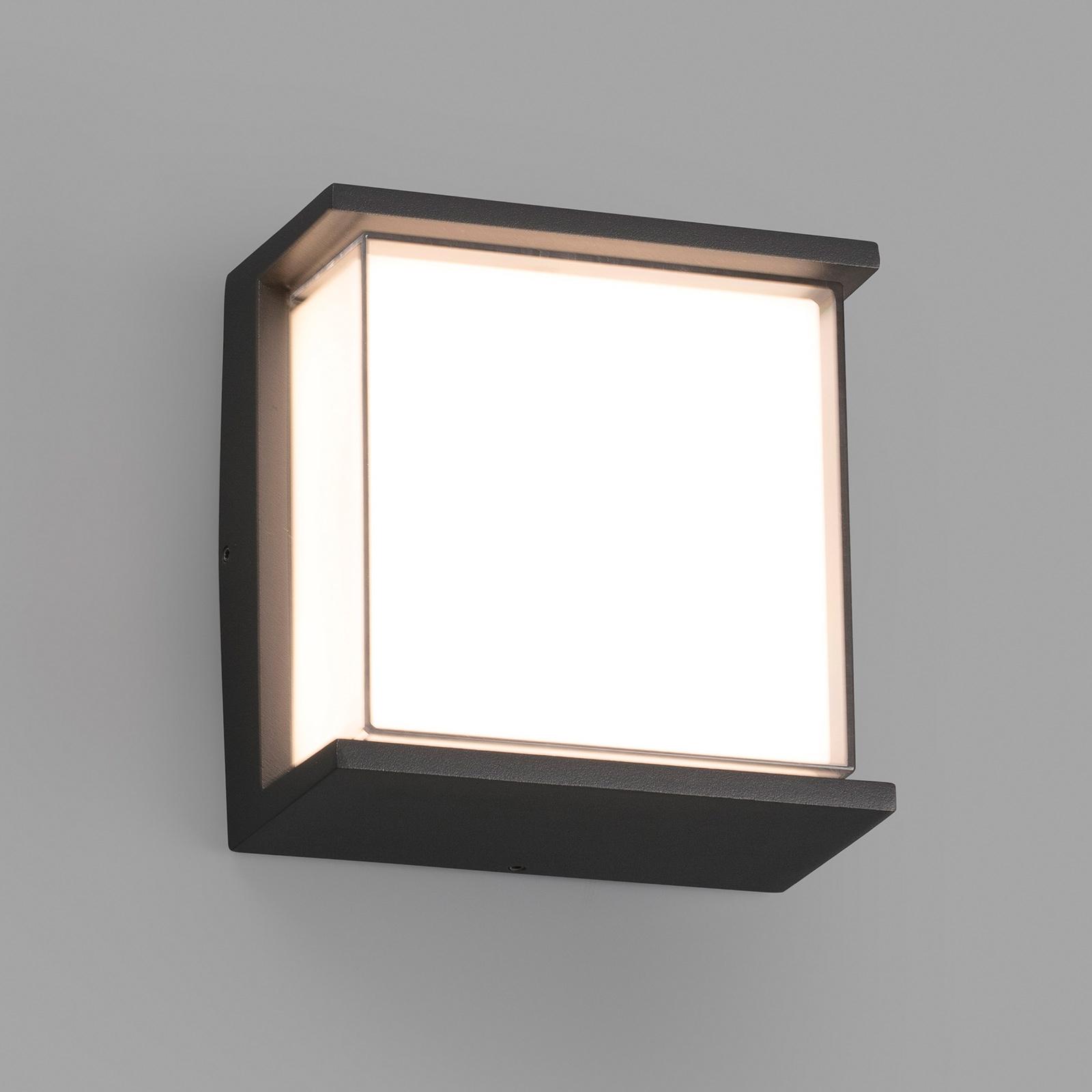 Applique d'extérieur LED Hikari, IK10