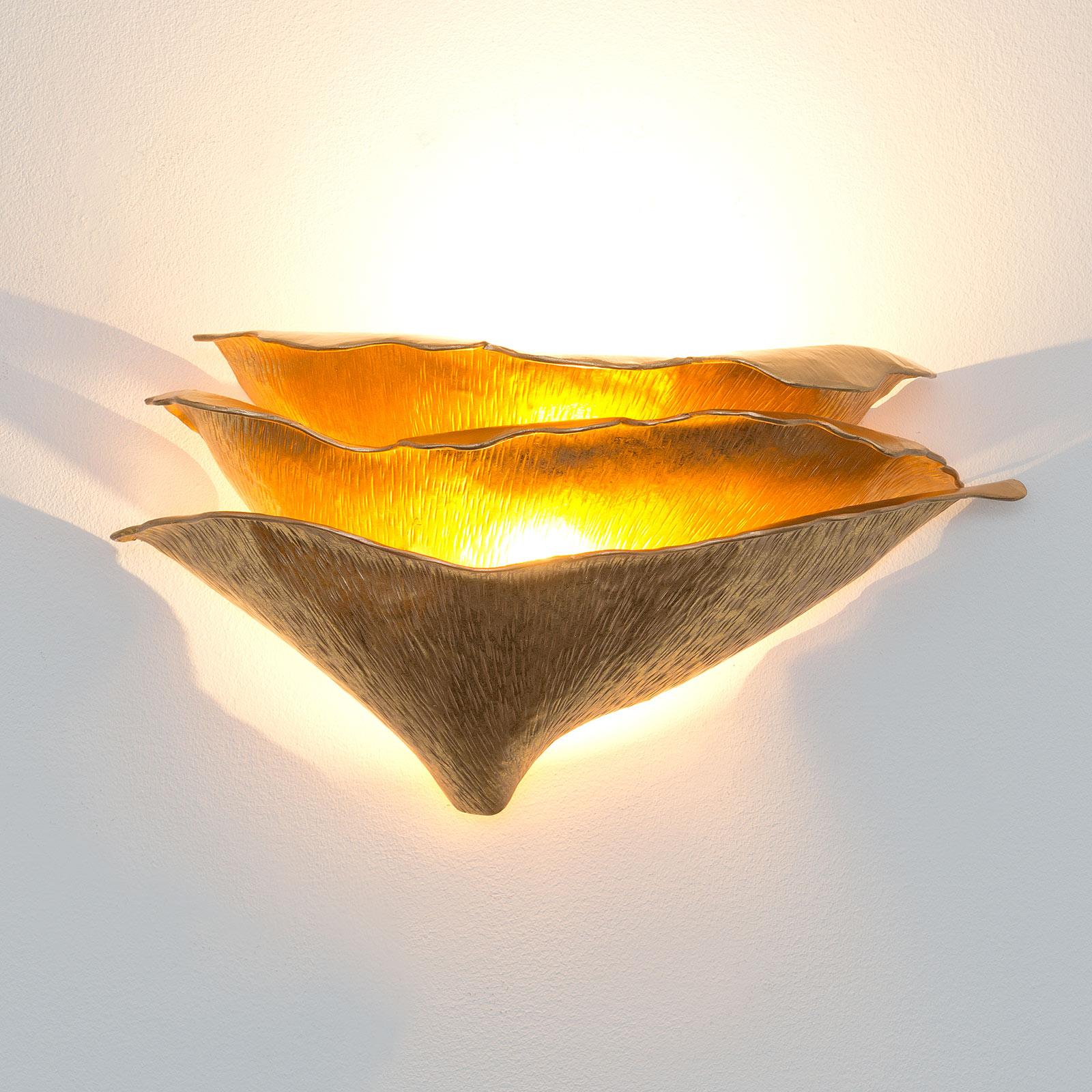 LED wandlamp Mecorizza, 3-lamps