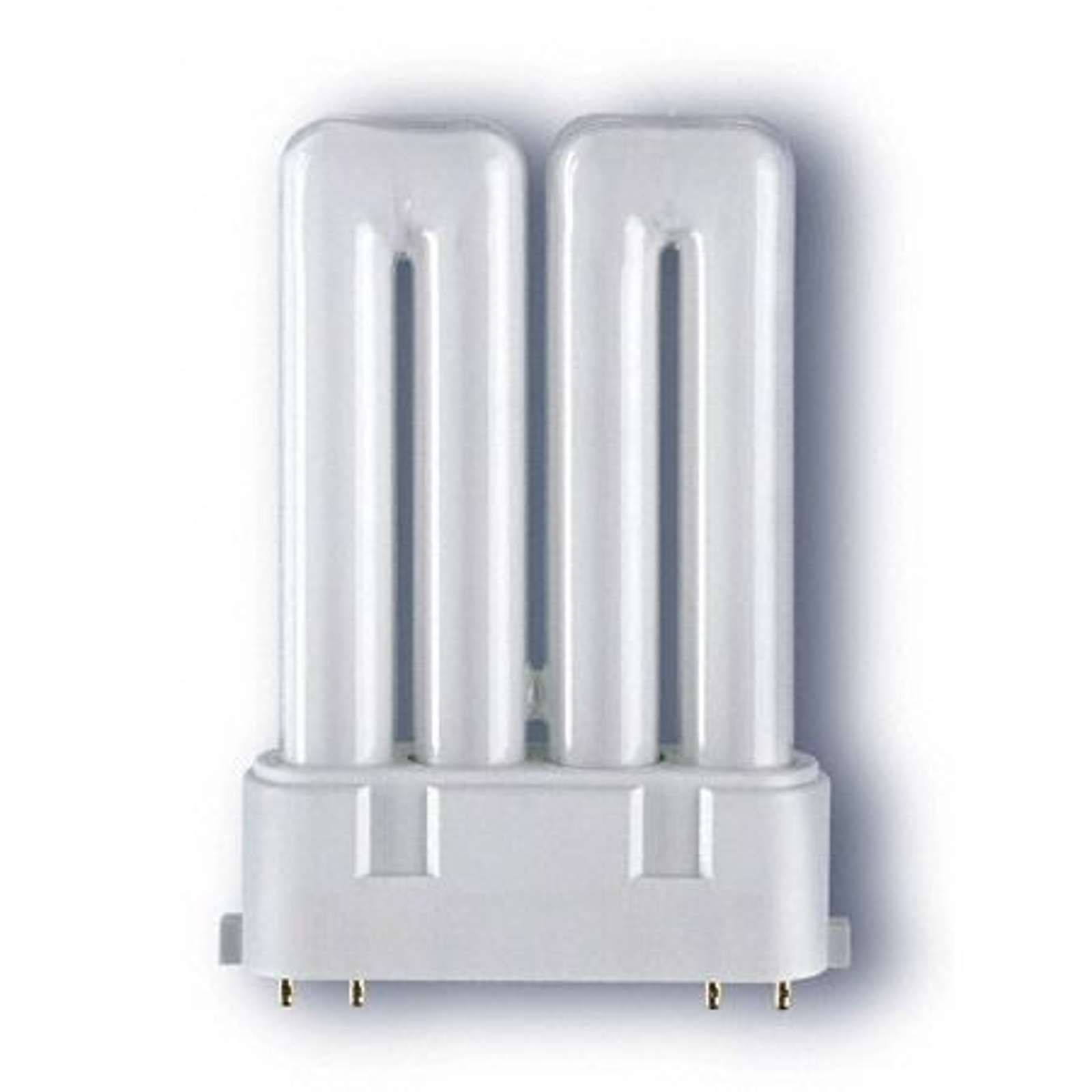 2G10 Kompaktleuchtstofflampe Dulux F 18W/840
