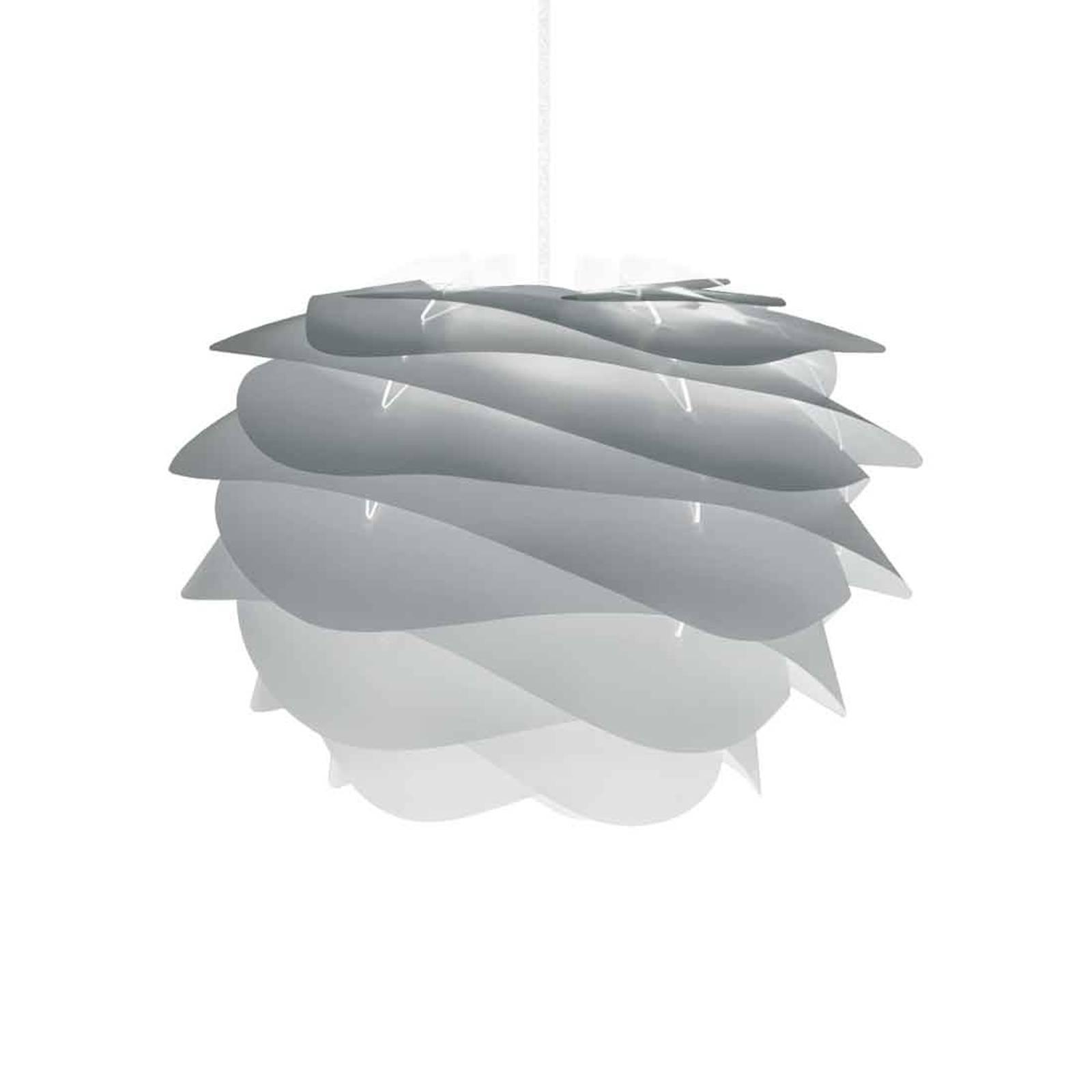 UMAGE Carmina Mini hanglamp grijs/kabel wit
