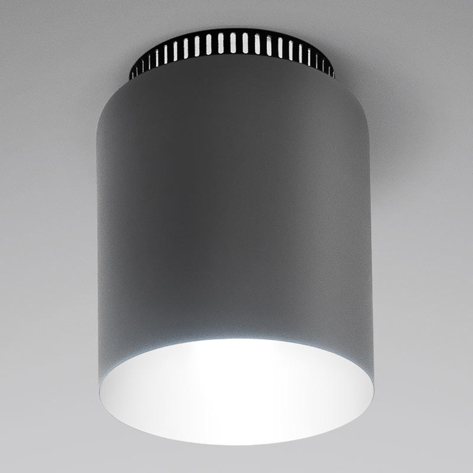 Designertaklampe Aspen C17A LED grå