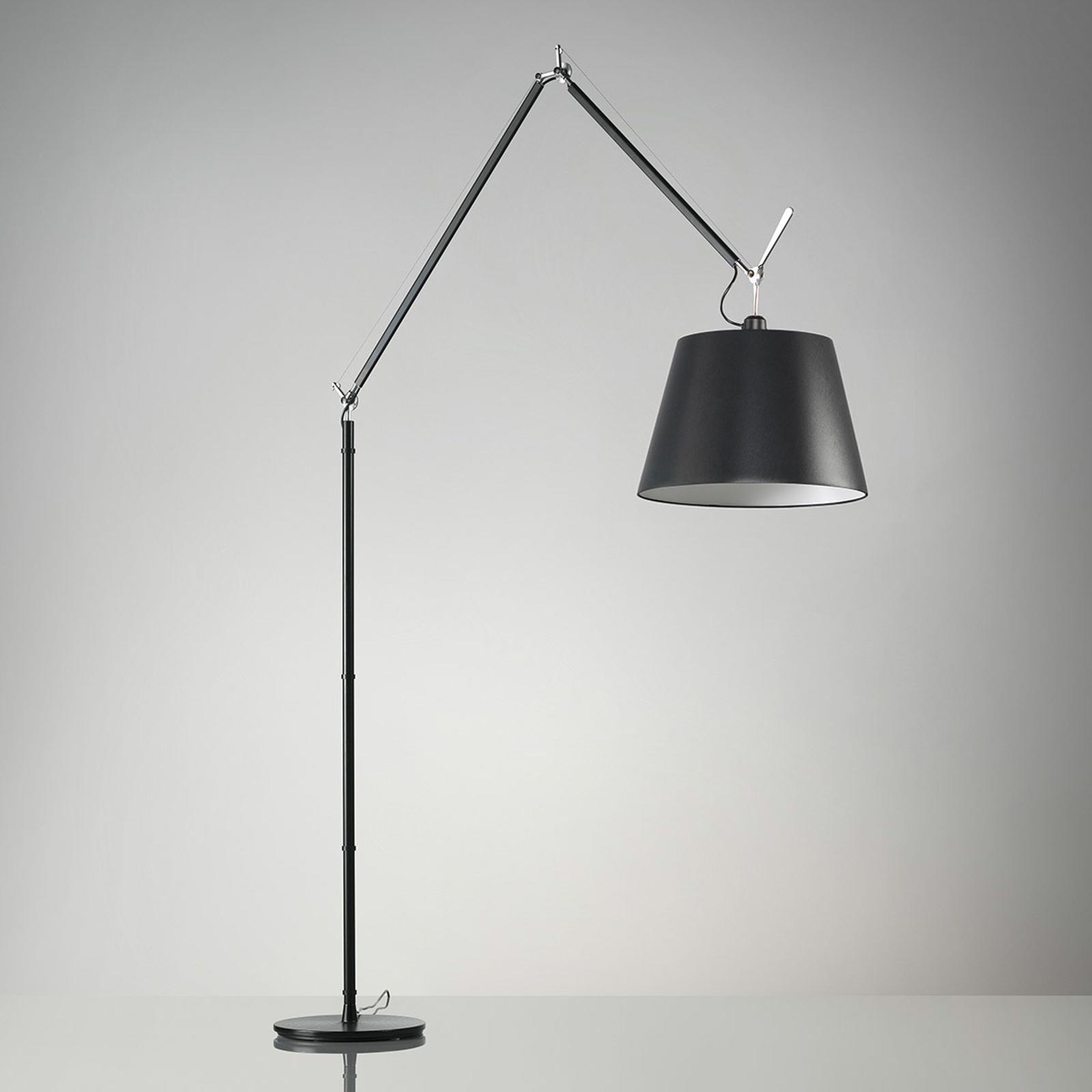 Artemide Tolomeo Mega vloerlamp dimmer 3.000K Ø 36