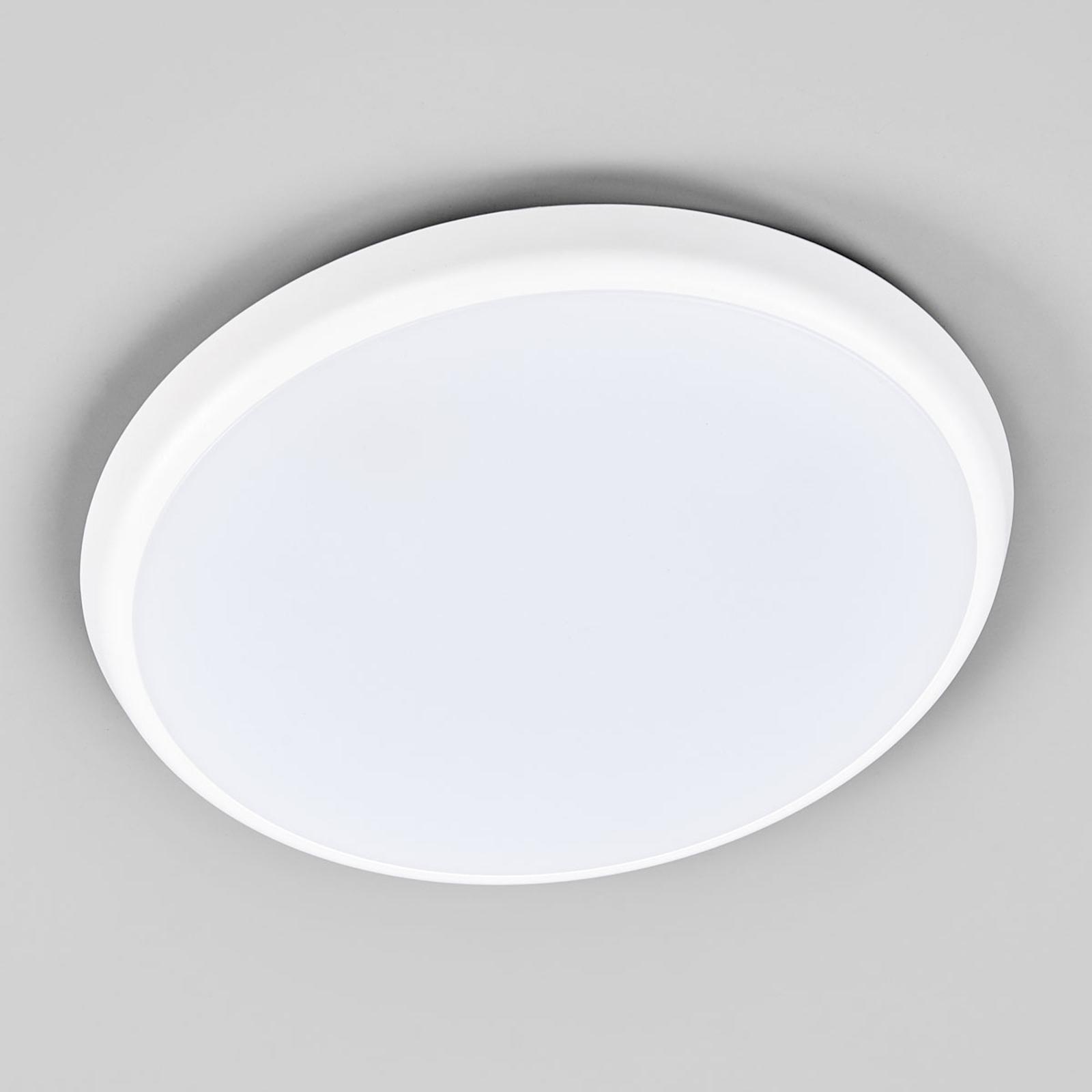 Plafonnier LED discret Augustin, 30 cm