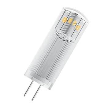 OSRAM kaksikantainen LED-lamppu G4 1,8W 2700K 2kpl