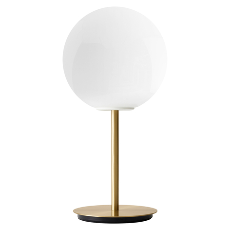 Menu TR Bulb lampada da tavolo 41 cm ottone/opale