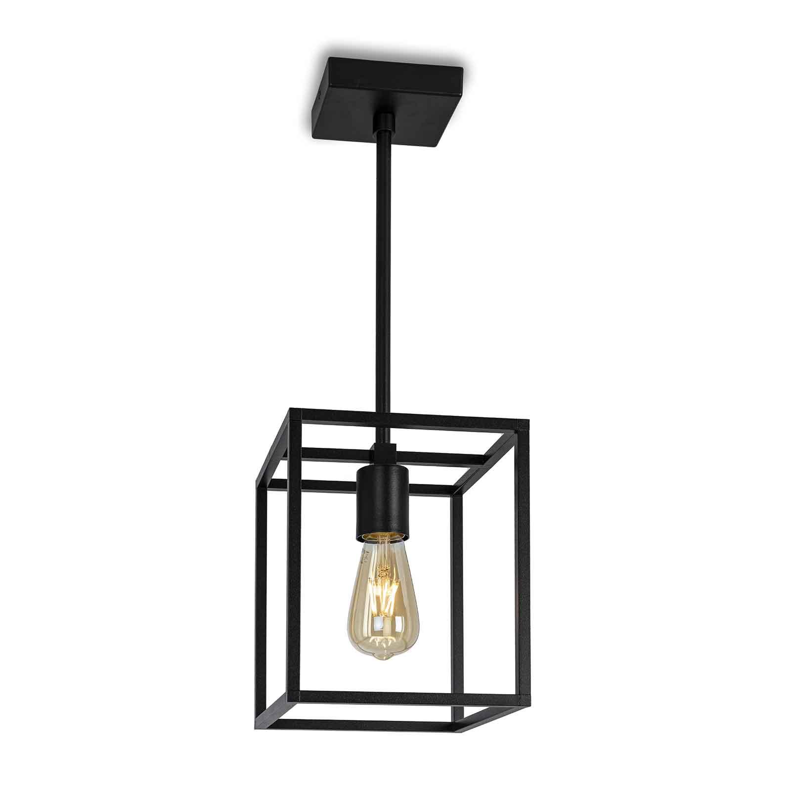Lampa wisząca Cubic³ 3383 , czarna