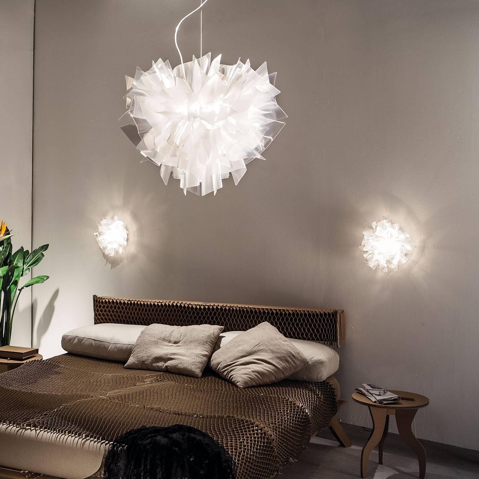 Slamp Veli Prisma Medium lampa wisząca, Ø 42cm