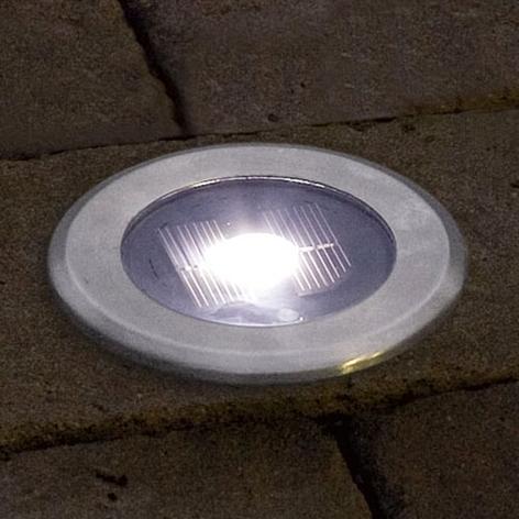 Användbar markspotlight SOLAR LIGHT LED