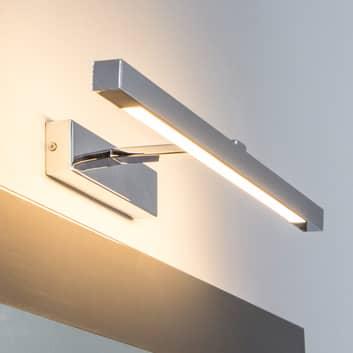Modern spegellampa Lievan med LEDs