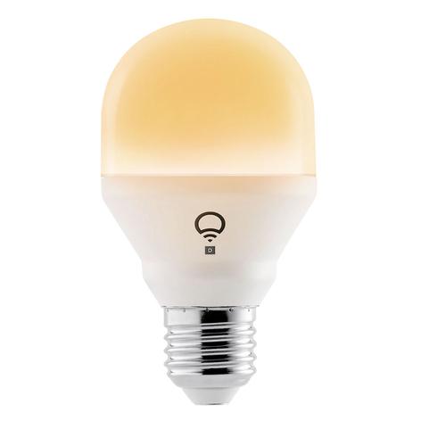 LIFX Mini Day lampadina LED, E27 9W, 2.700 K, WLAN