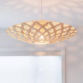 david trubridge Flax hængelampe, Ø 80 cm