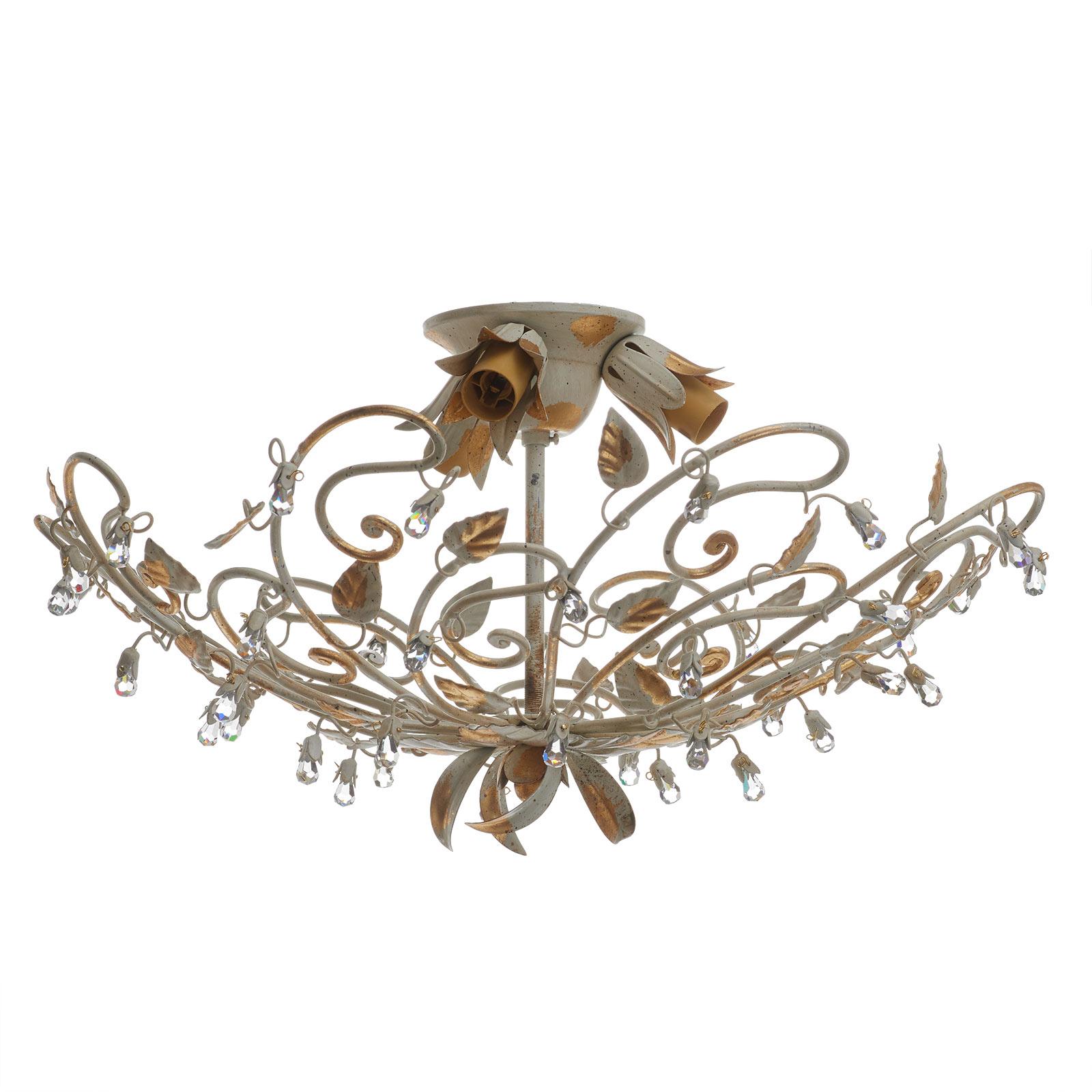 Wytworna lampa sufitowa VENEDIG
