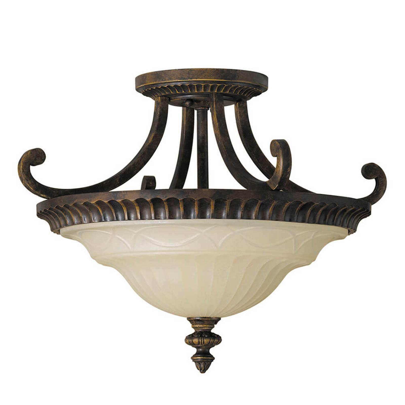 Plafondlamp met afstand Drawning Room, 43,8 cm