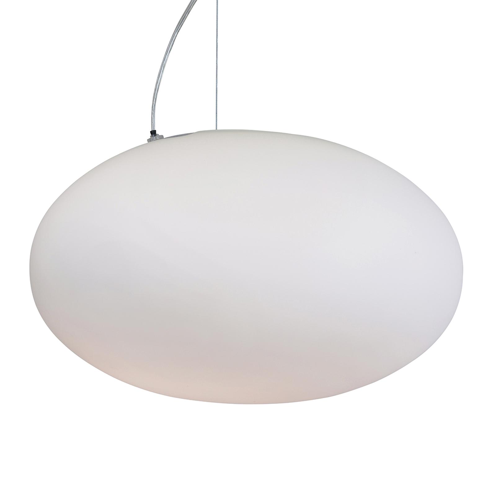 Villeroy & Boch Vancouver glazen hanglamp 40cm