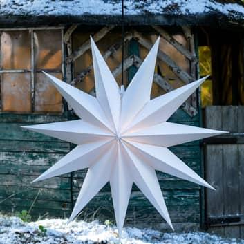 Étoile LED Jumbo, extérieur, 11 bras, Ø 100cm