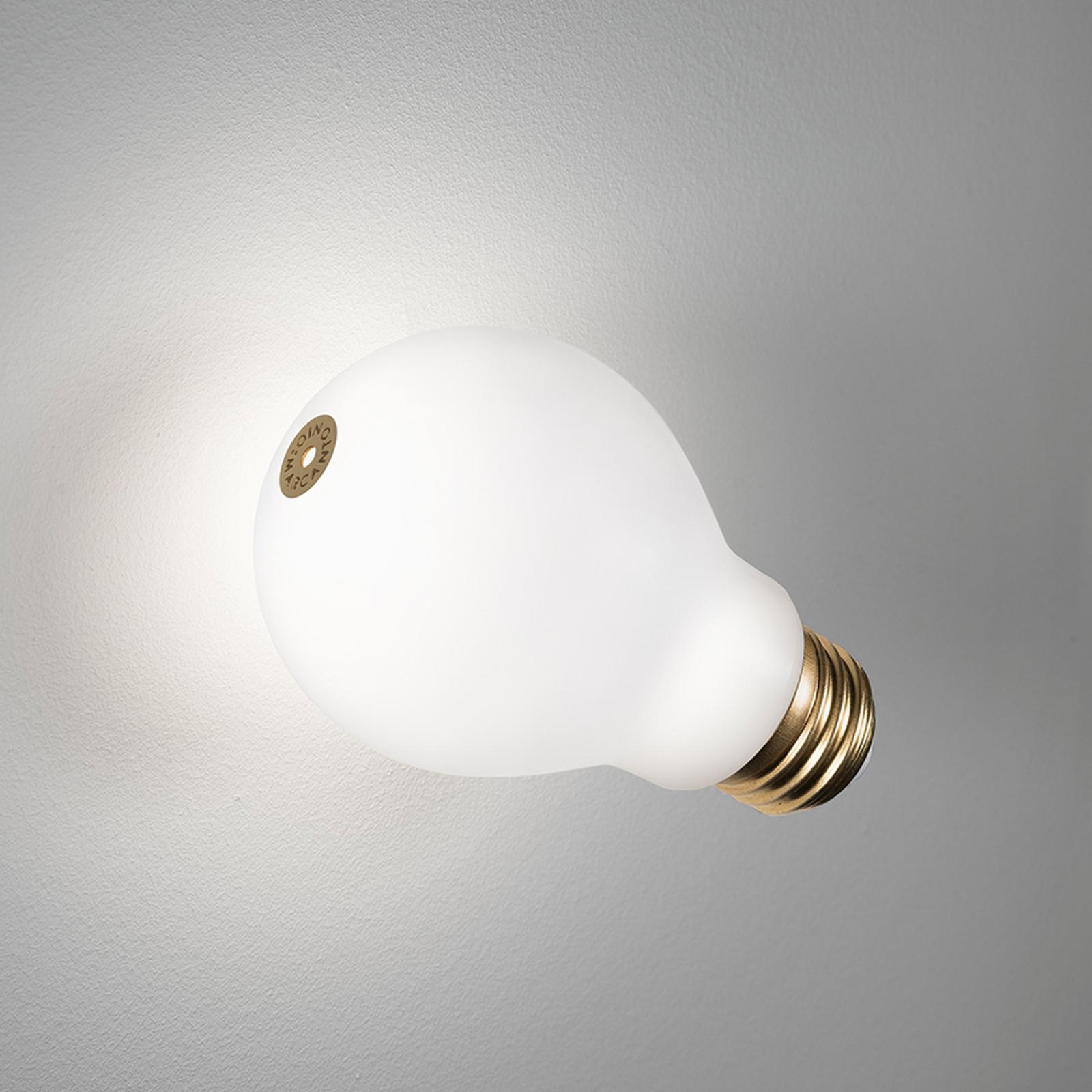 Slamp Idea LED innfelt vegglampe