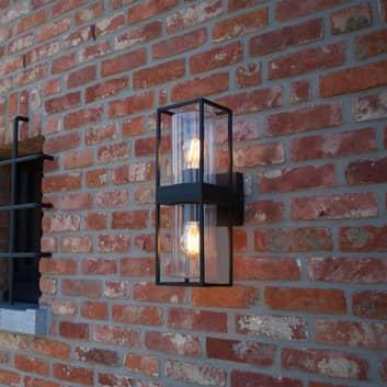 Venkovní nástěnné svítidlo Flair, dvě žárovky