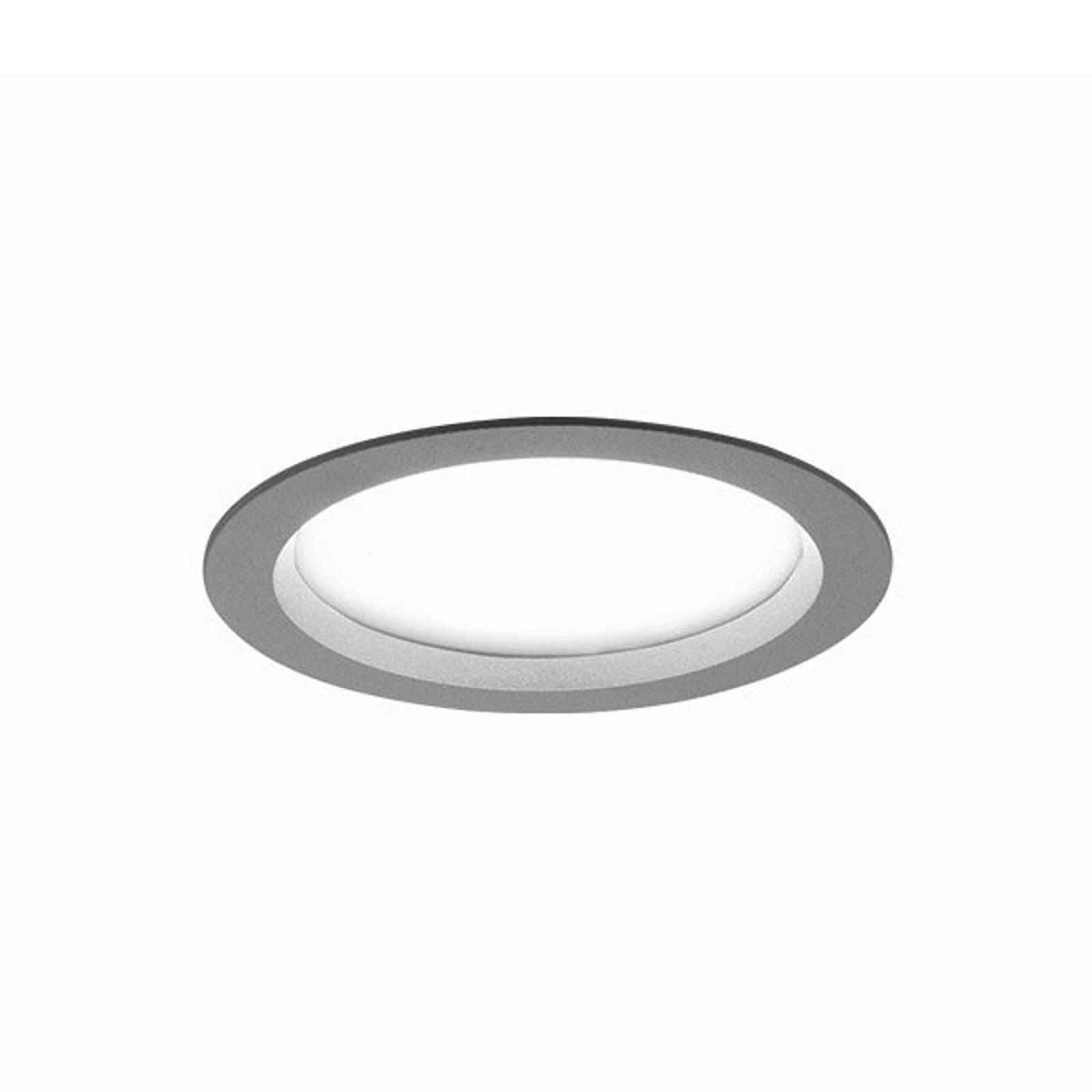 Spot encastrable LED Vale-Tu Flat Small plat, IP44
