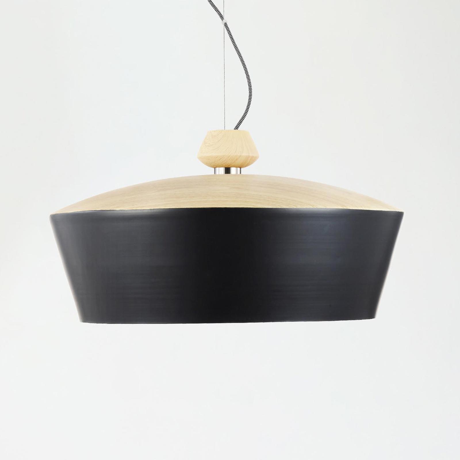 Beschreibbare Hängeleuchte Brava Lampada 50 cm