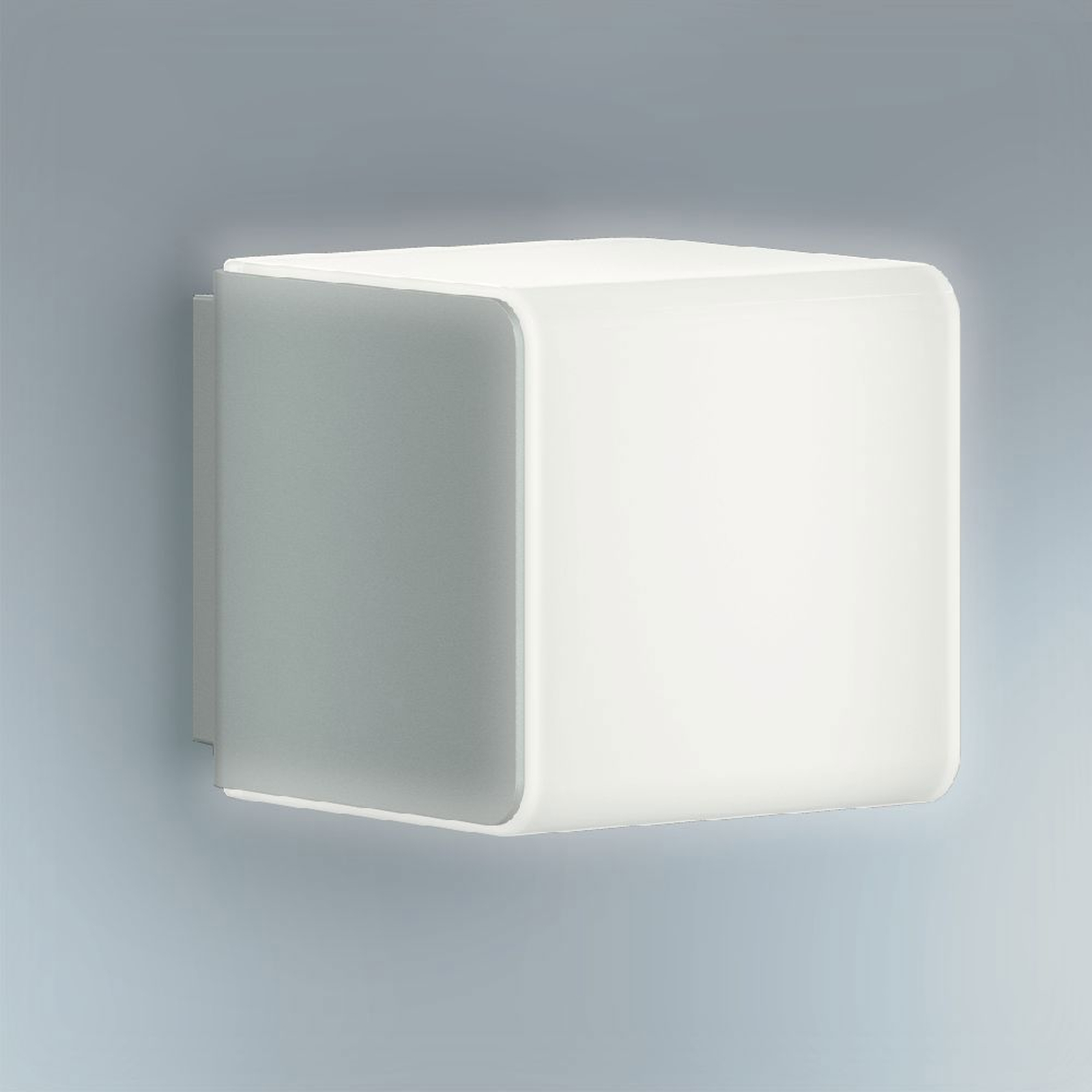 STEINEL L 830 iHF aplique de exterior, plata