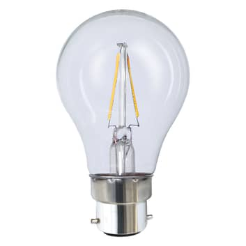 B22 2W 827 żarówka LED
