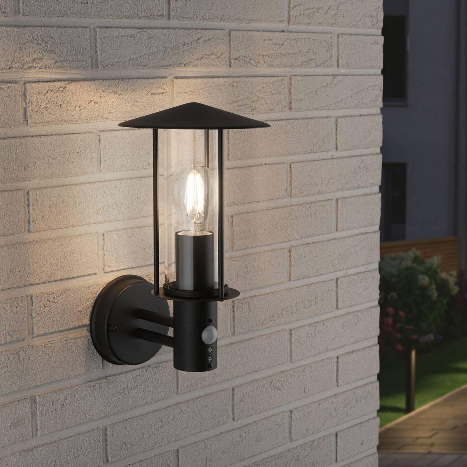 Paulmann Classic buitenwandlamp met sensor