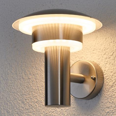 Applique d'extérieur LED Lillie décorative