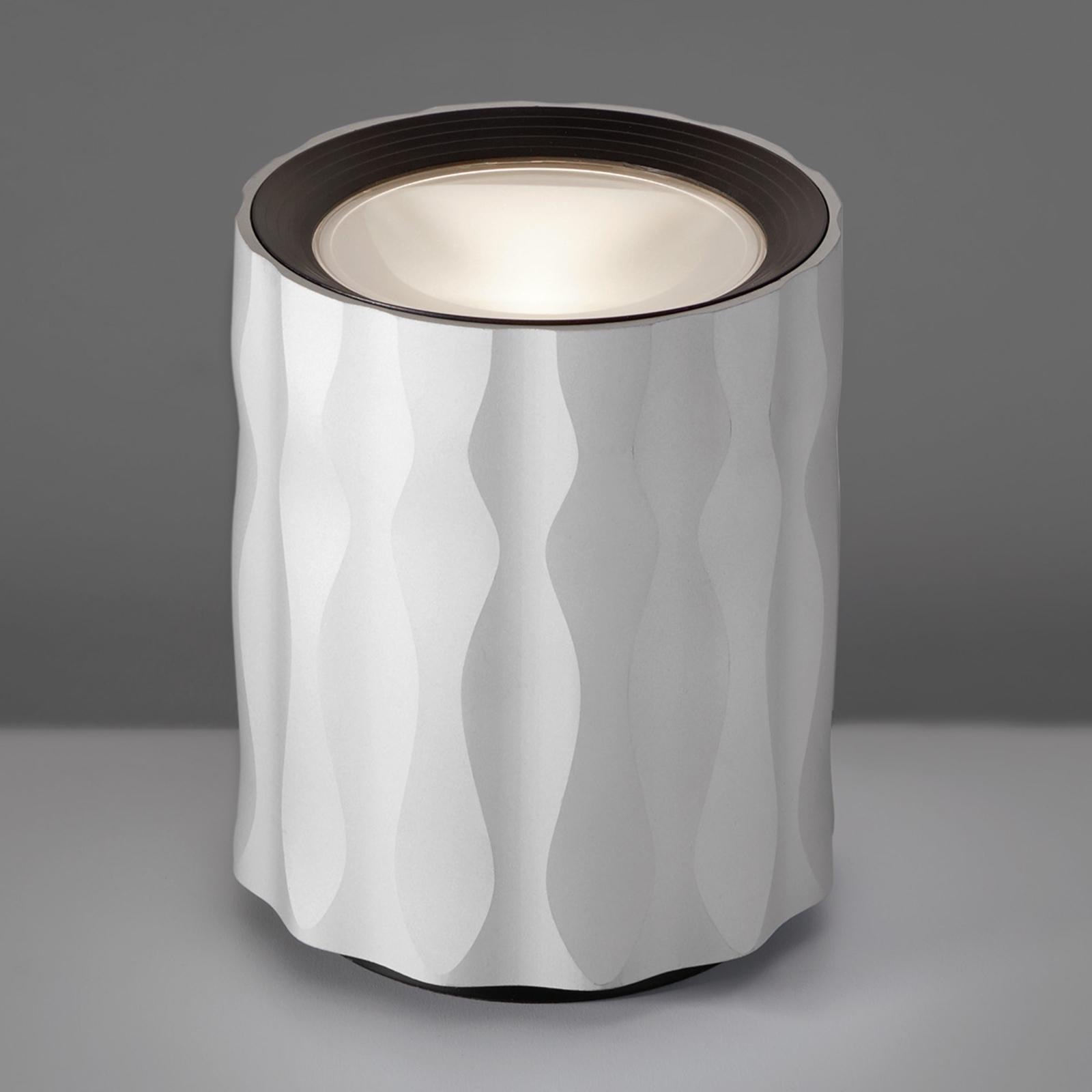 Artemide Fiamma 15 lampe de table et sol grise