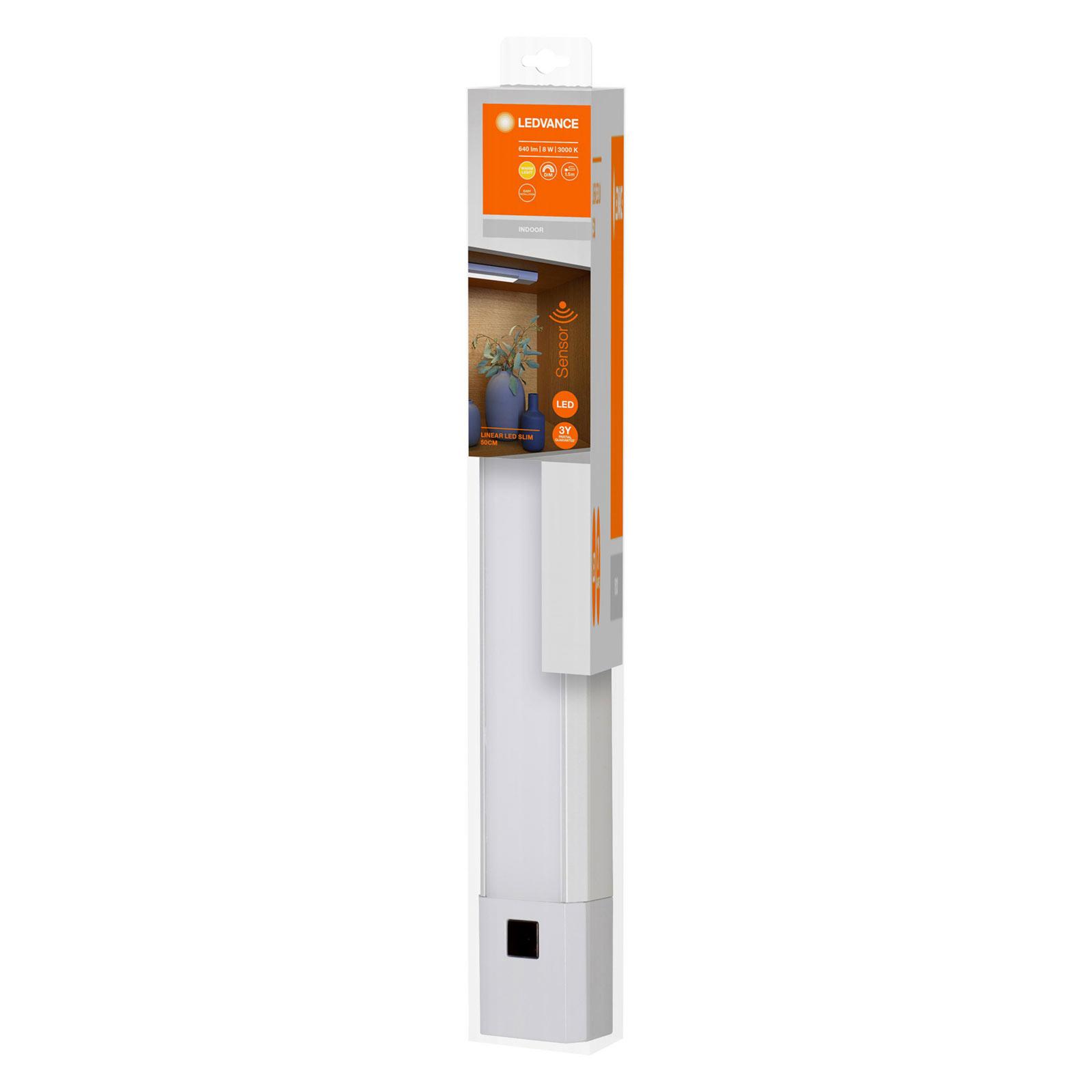 LEDVANCE Linear Slim LED-benkarmatur 50cm