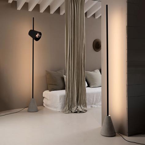 Karman Cupido kap voor LED vloerlamp