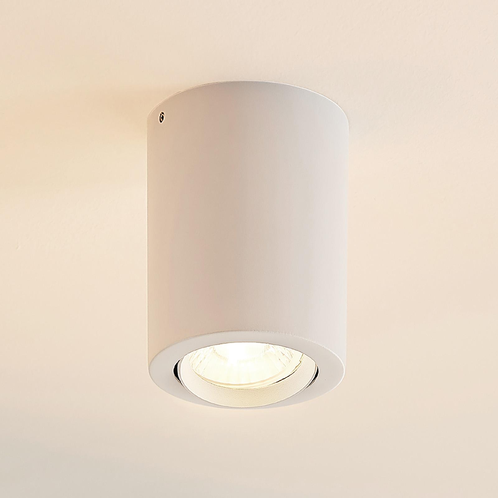 Arcchio Bircan LED downlight van aluminium, 8 W