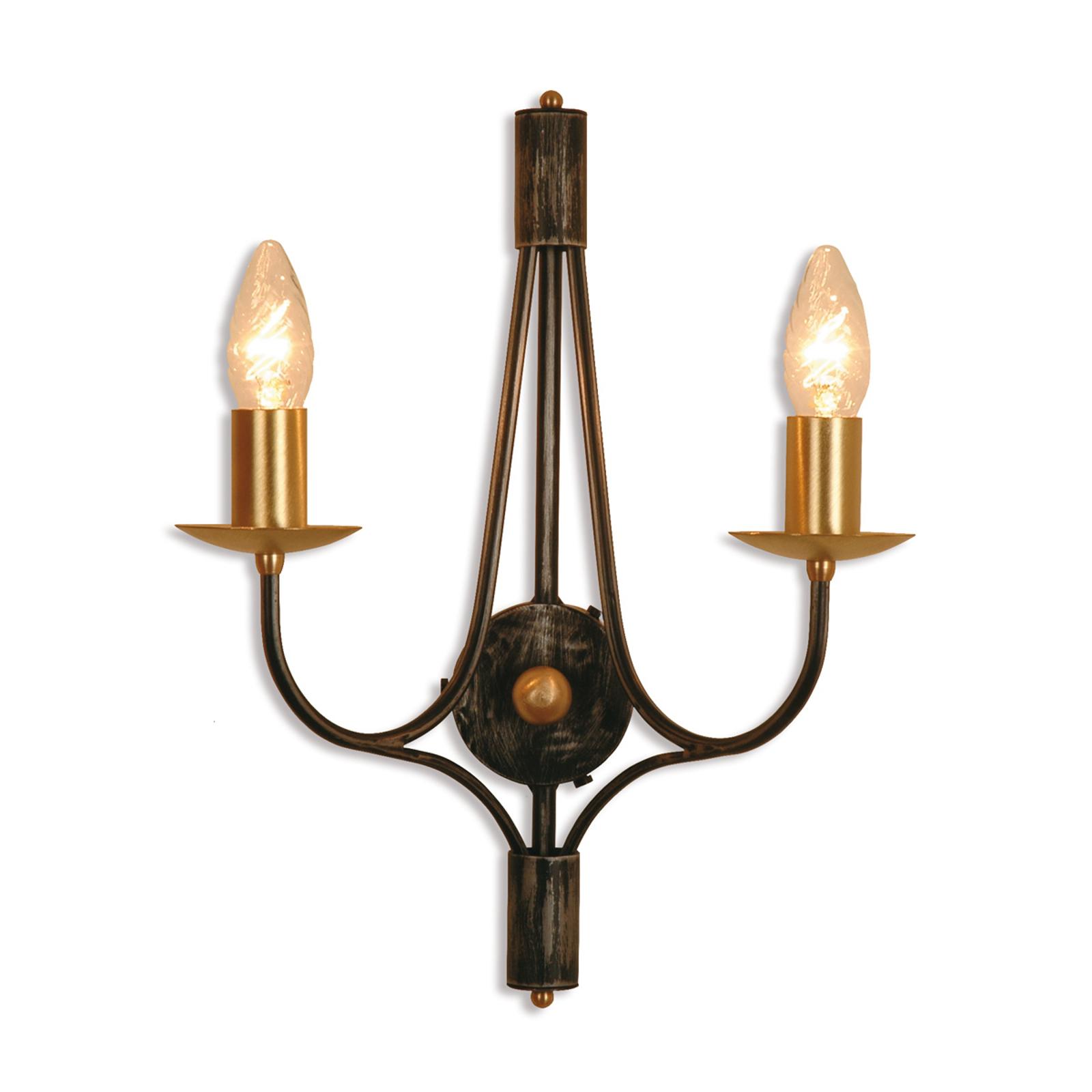 Opera - mooie wandlamp in kandelaar look