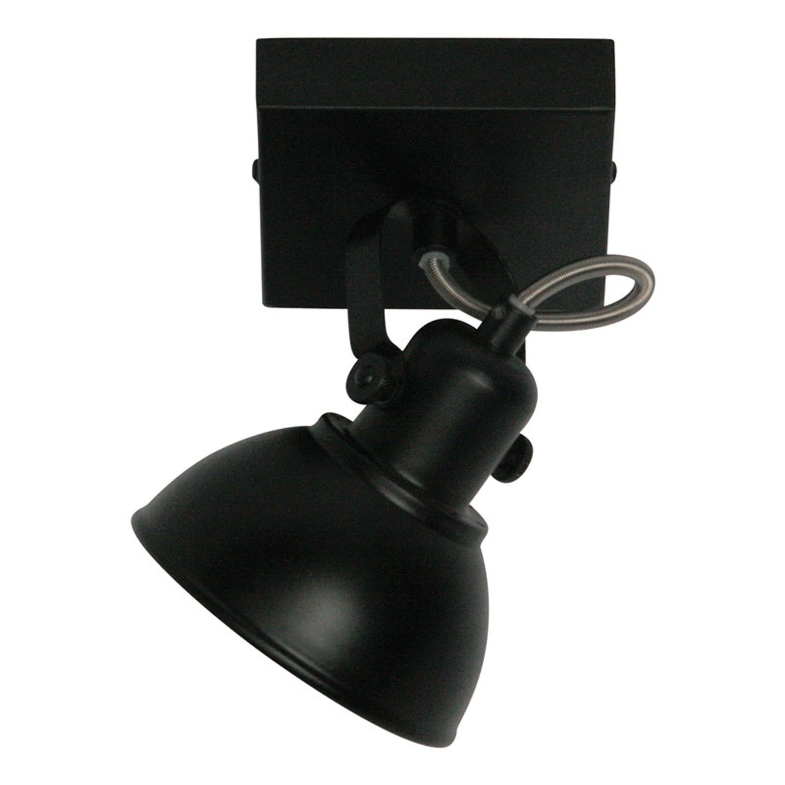 Vintage LED plafondlamp Santo 1.lamp