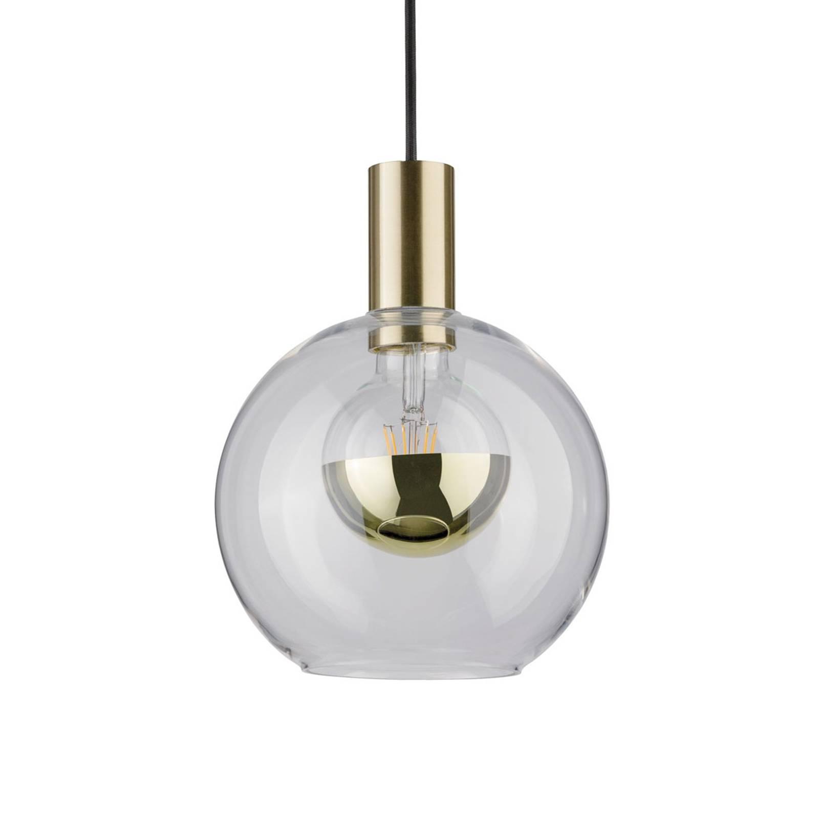 Paulmann Esben glas-hanglamp