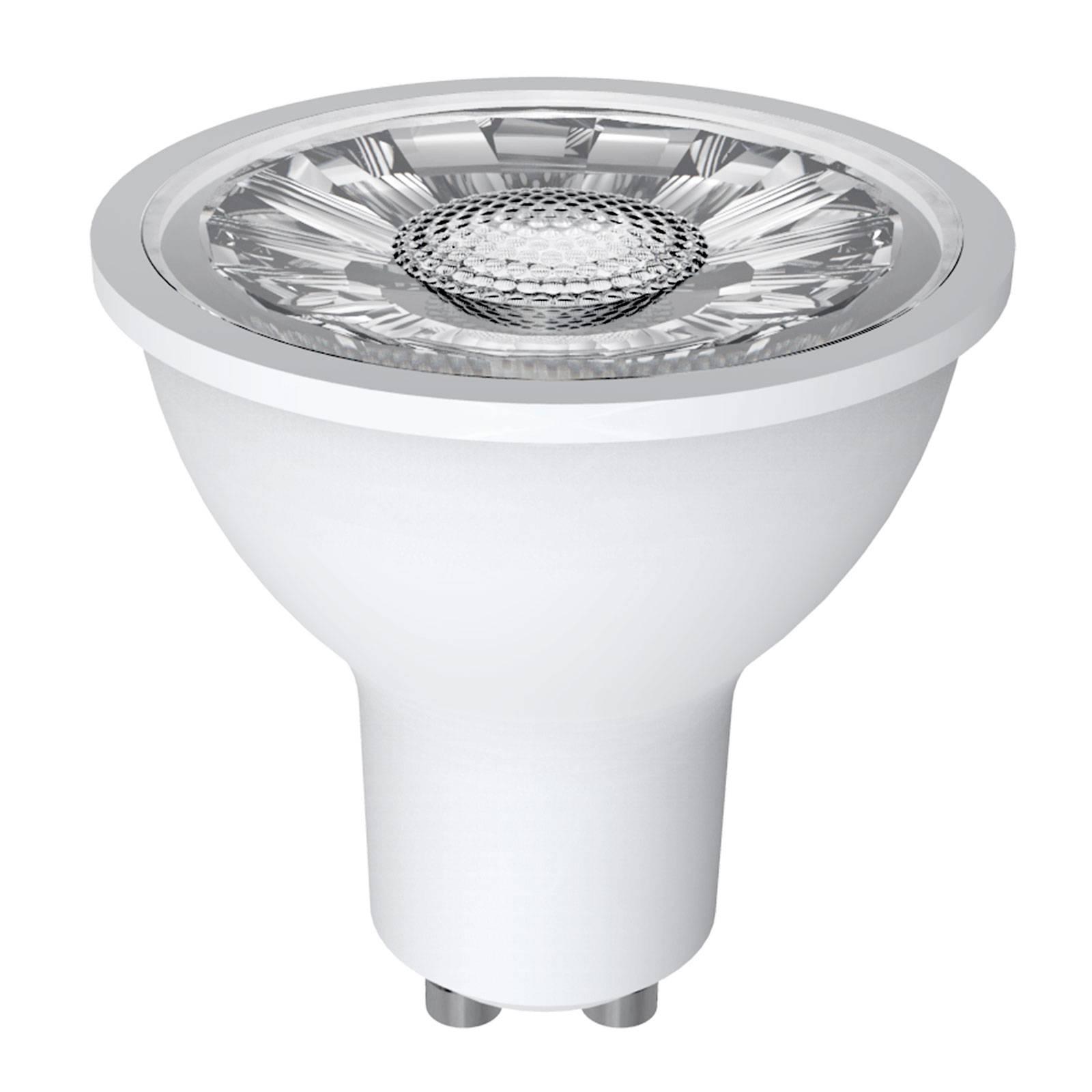 LED riflettore GU10 5,5W 345lm 36° 2.700K