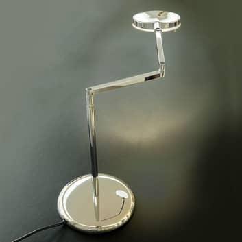 Milan 3-LED flexible LED-Schreibtischleuchte