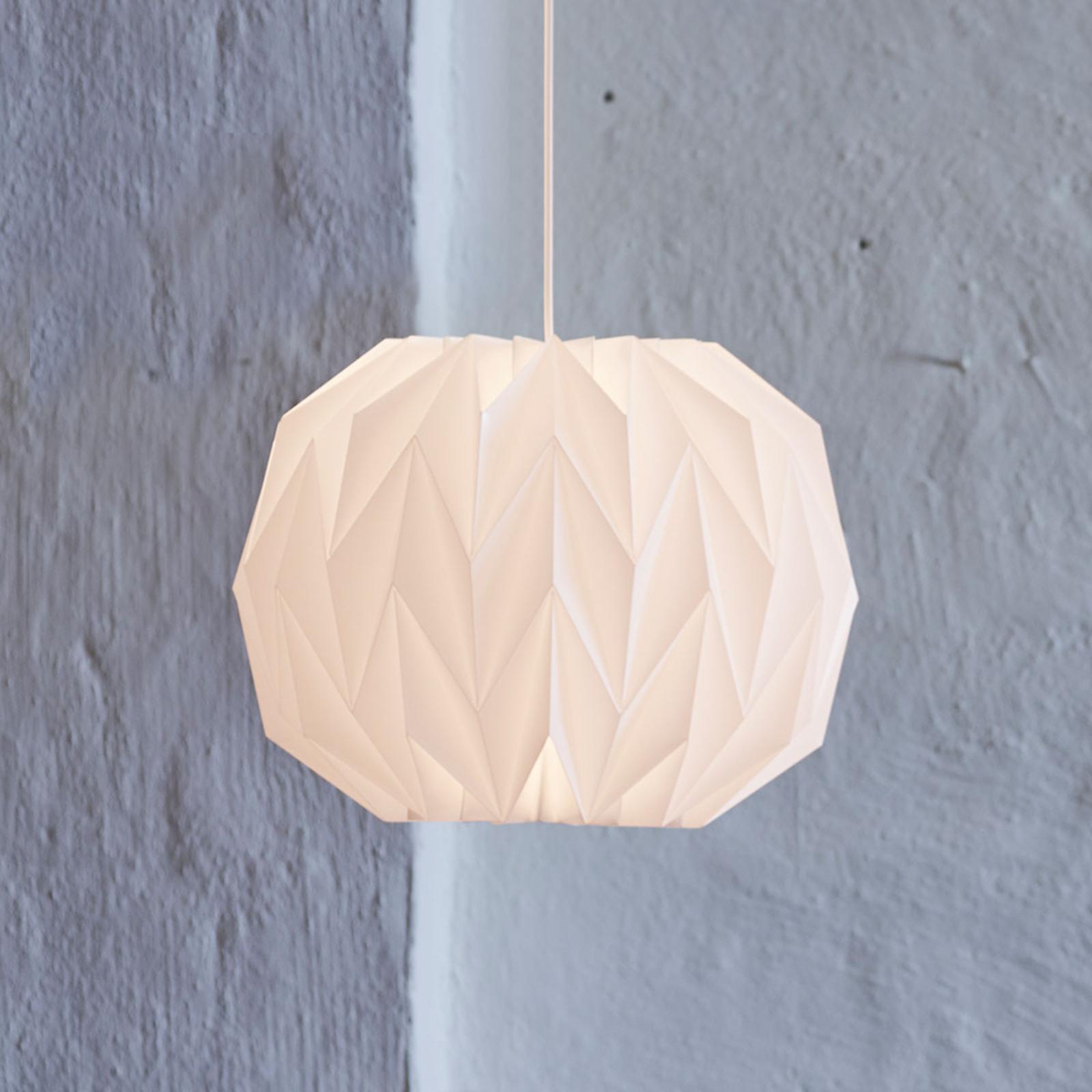 LE KLINT 157 Small ručně skládané závěsné světlo