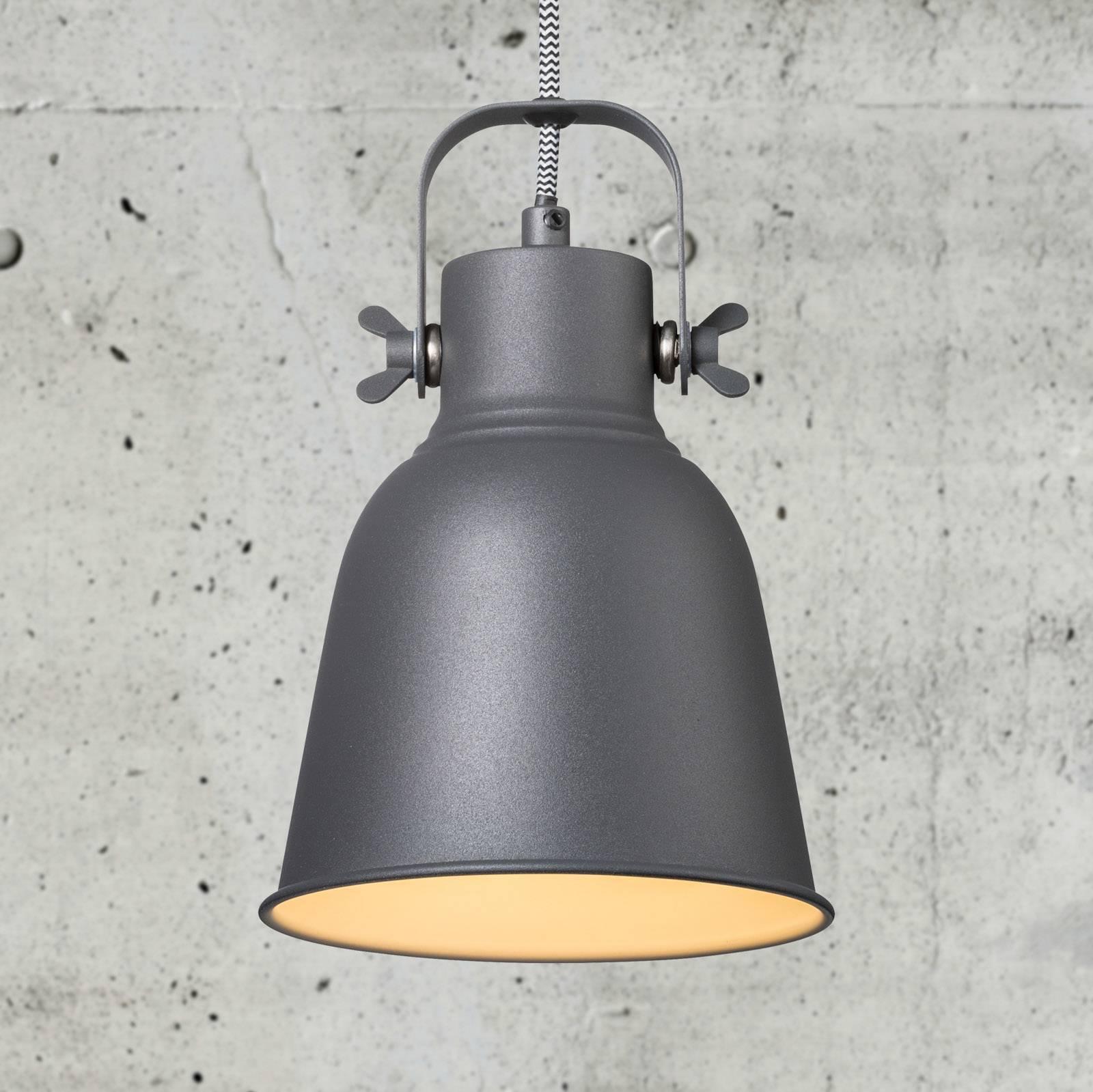 Billede af Adrian hængelampe i sort, Ø 16 cm