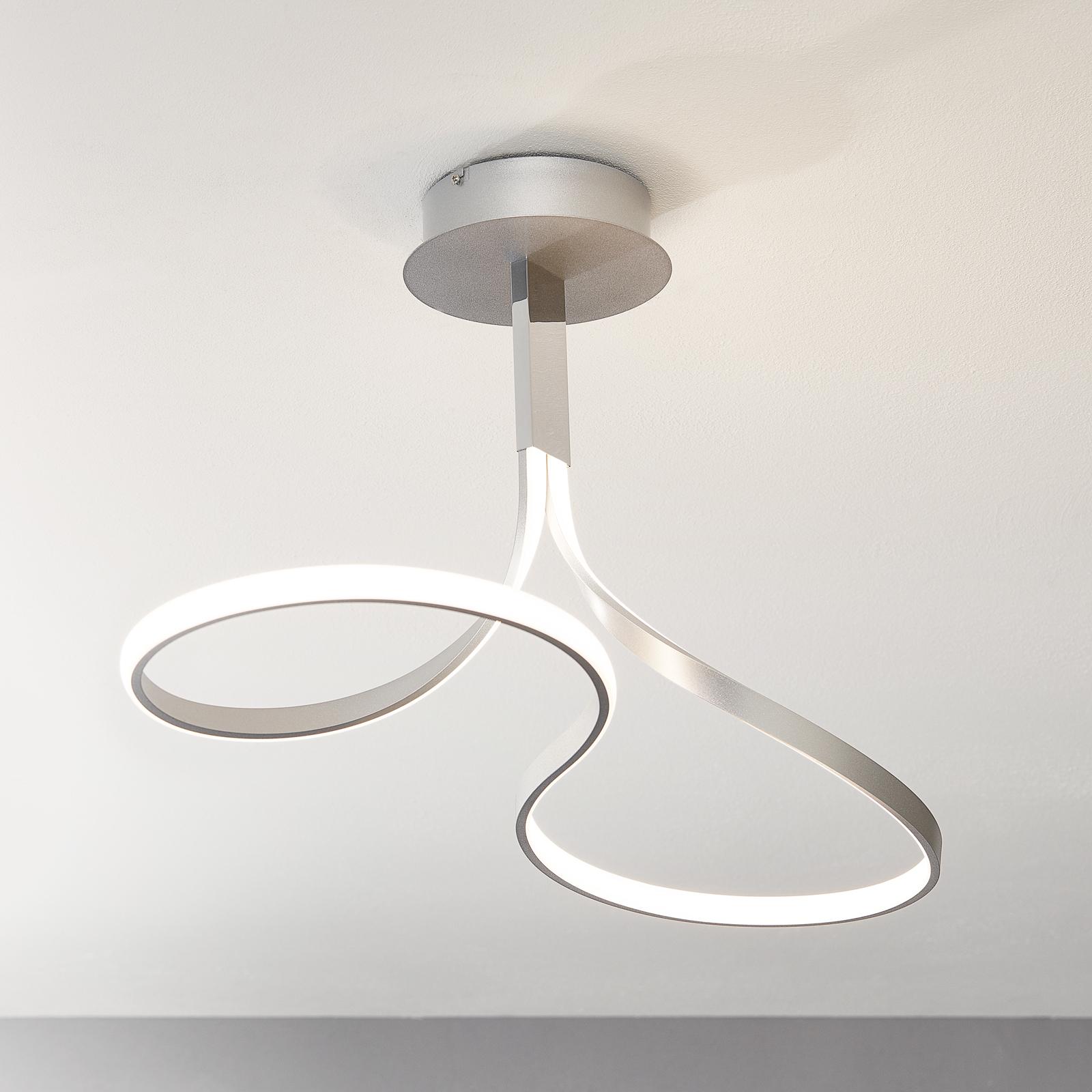 Beau plafonnier LED Nur