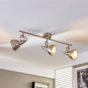 Julin - loftlampe med tre skærme