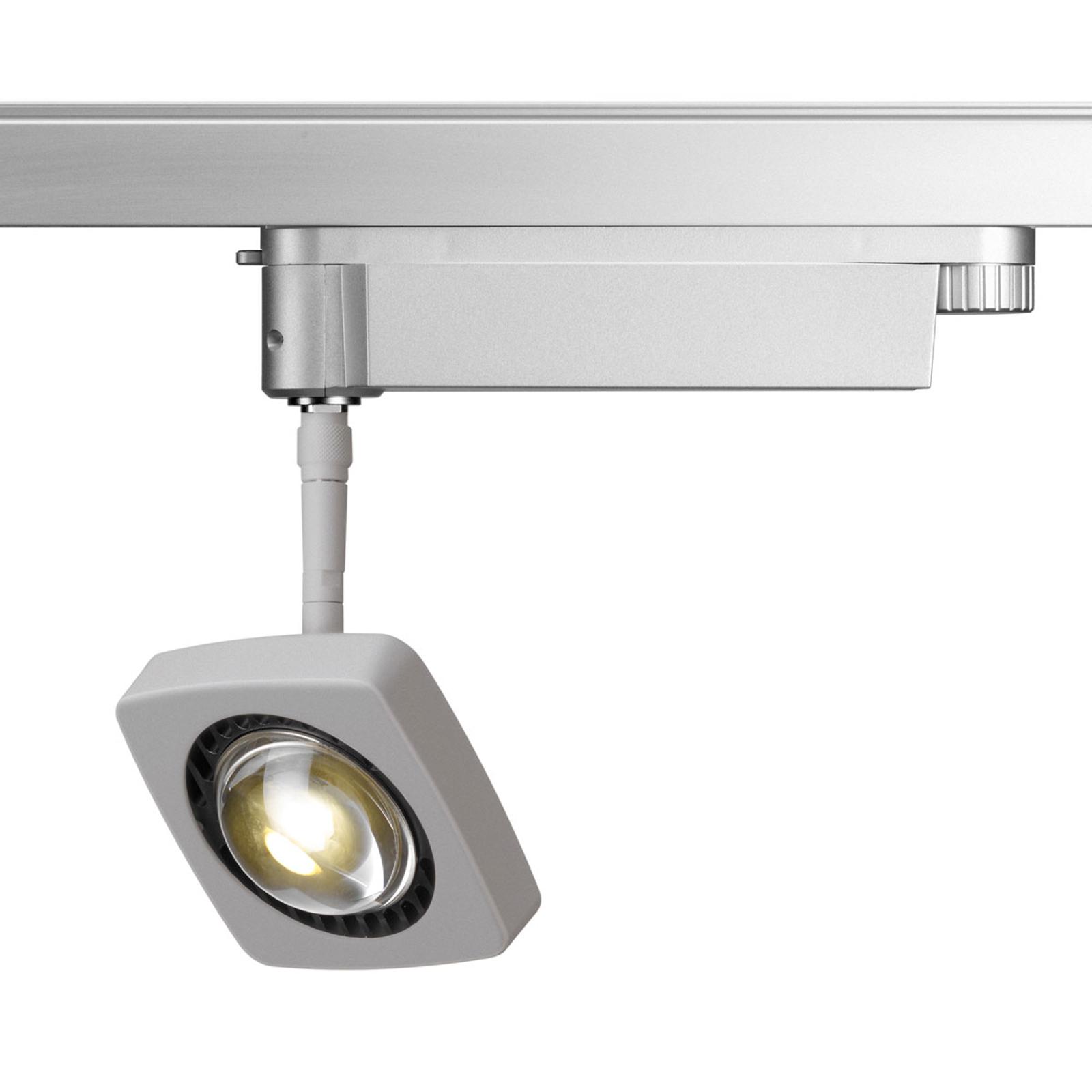 Oligo Kelveen LED-skinnespot varmhvit 40° krom