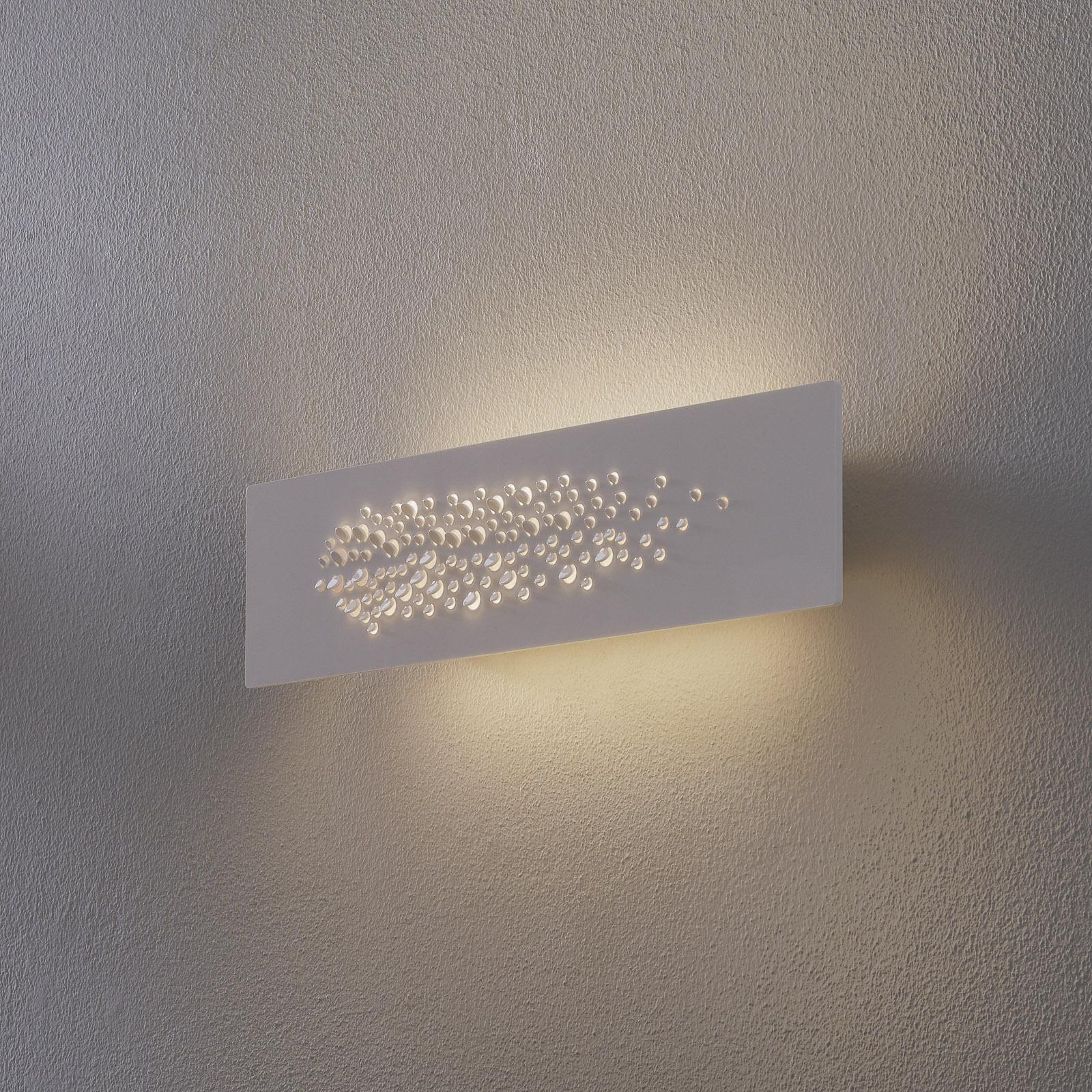 Design wandlamp Islet met LED's