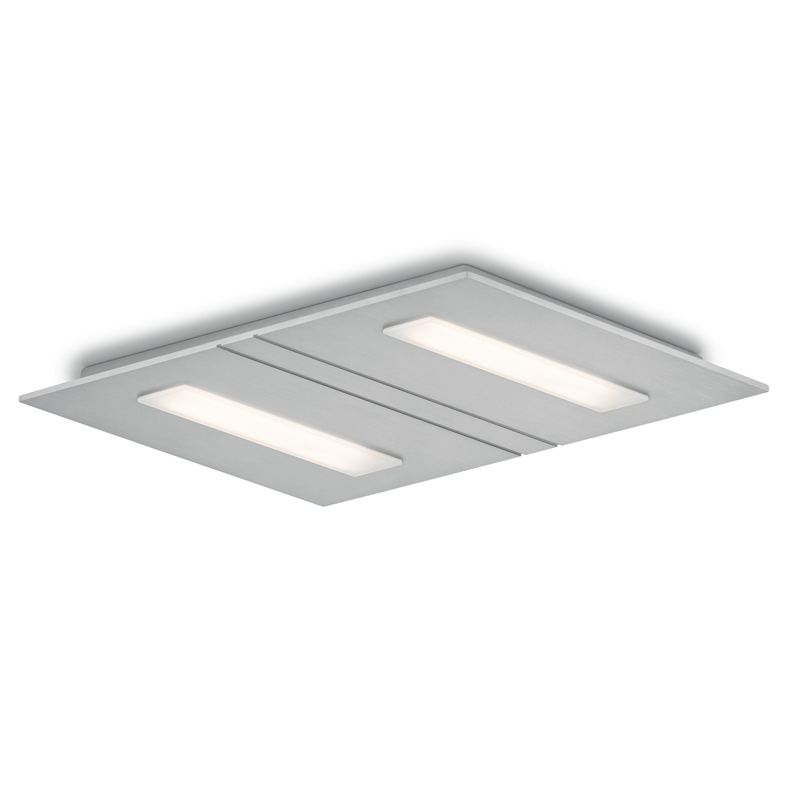LED-taklampe Sina-2, dim-til-varm, 2 lyskilder