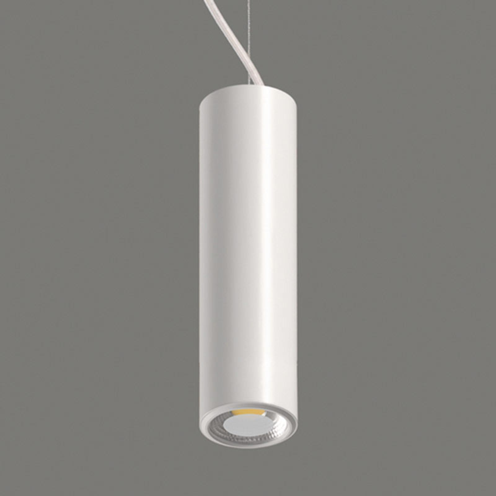 Studio - lampada LED a sospensione bianca
