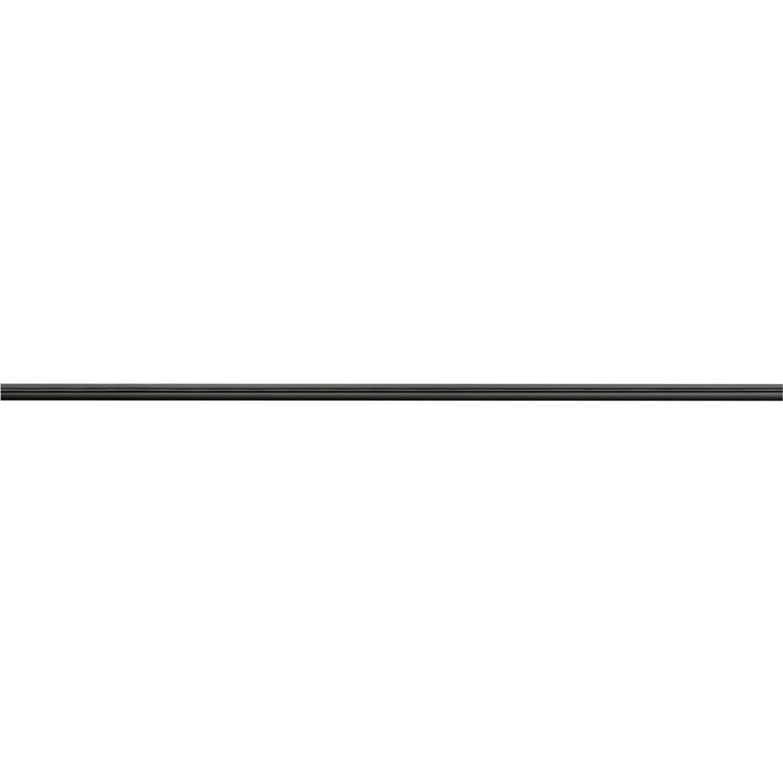 SLV EASYTEC II Schiene 230V, 2m, schwarz