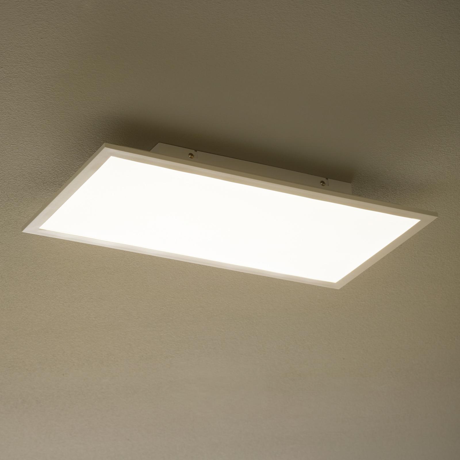 Fleet LED-taklampe med bevegelsessensor 60x30 cm