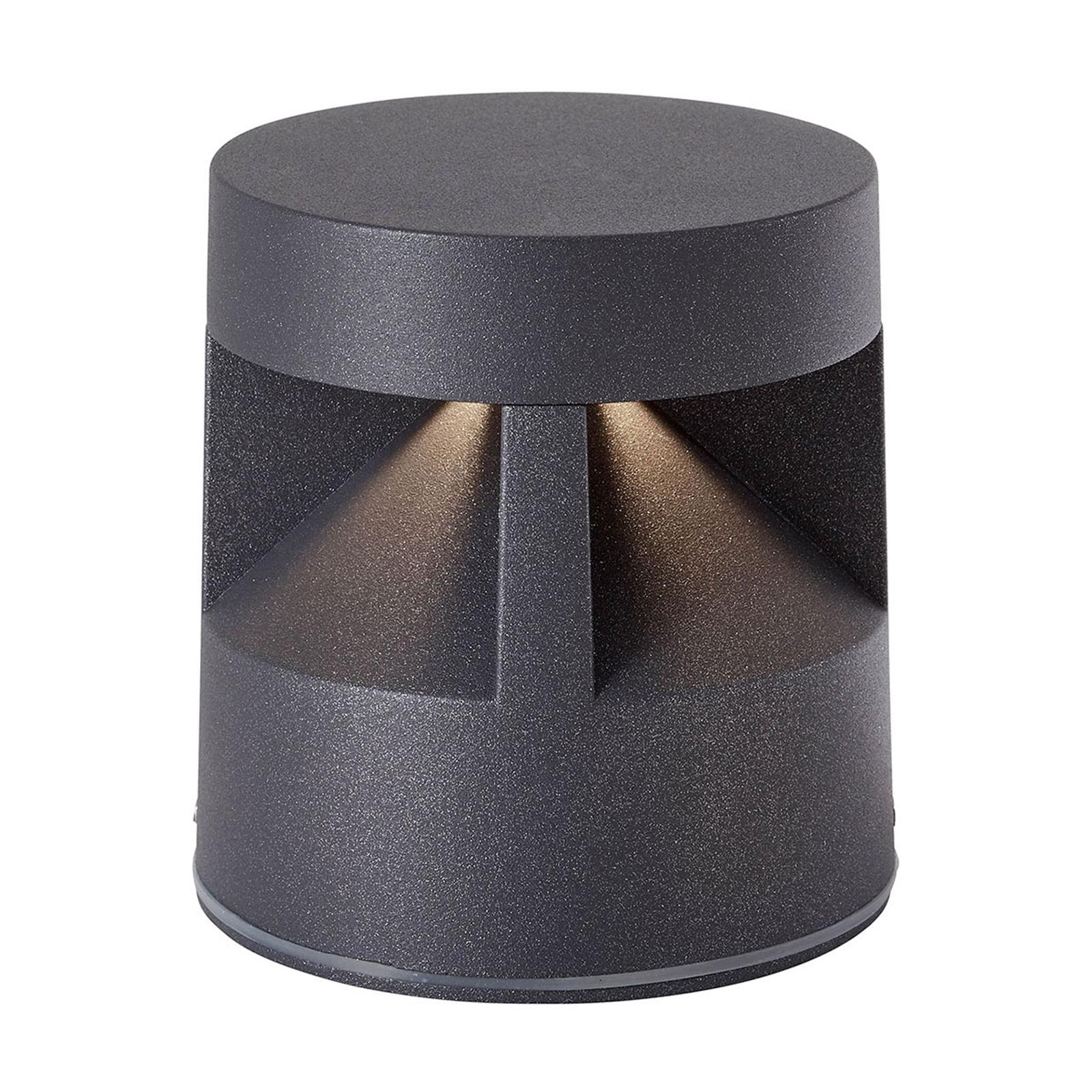 AEG Winslow lampioncino LED altezza 11,5 cm