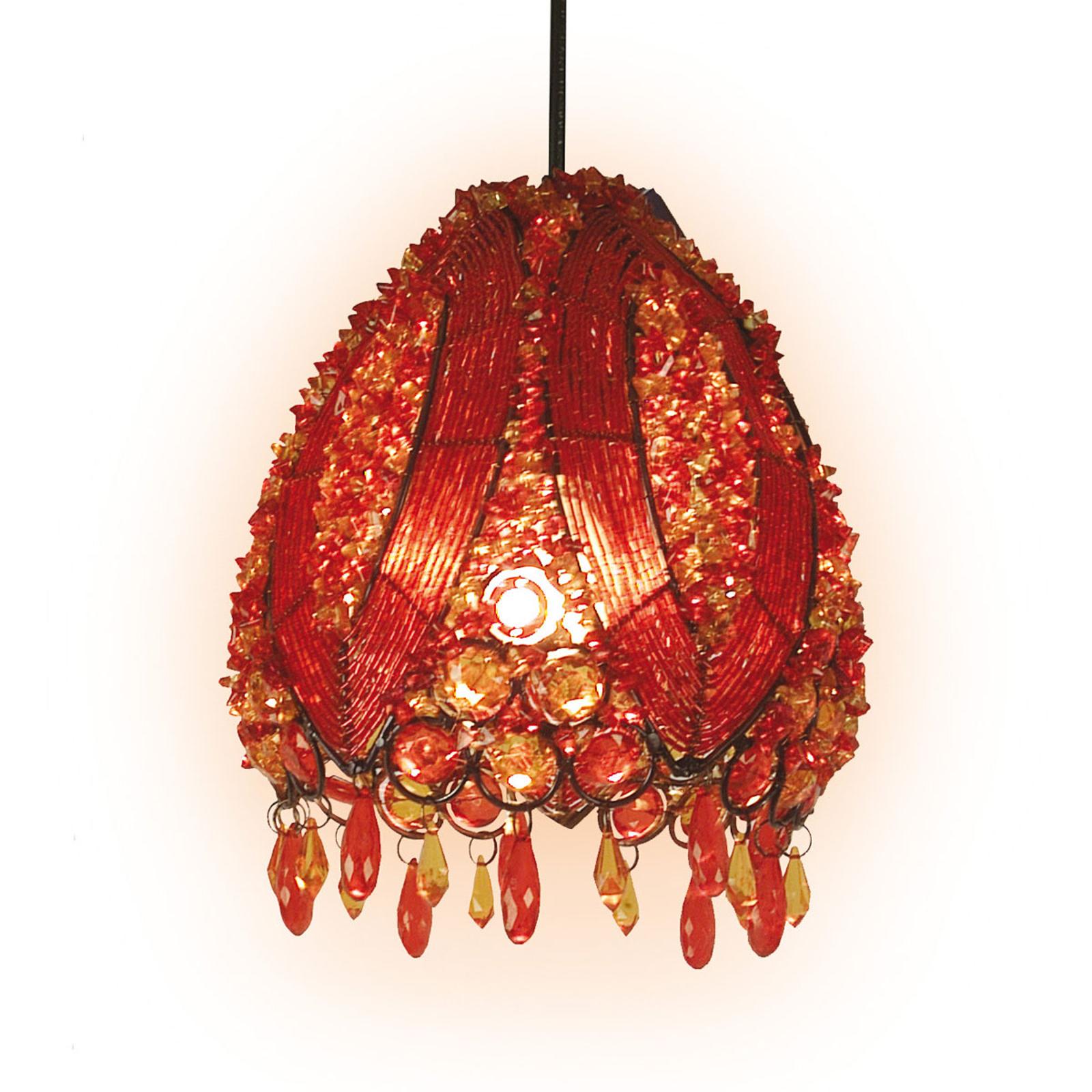 Lampa wisząca Perla, Ø 16cm