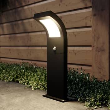 Arcchio Advik LED-gadelampe, 60 cm, med sensor